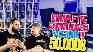 KOMPLETTE SAMMLUNG bei Facebook für 50.000 Euro|Würden wir unsere Sammlungen verkaufen?|MINITALK