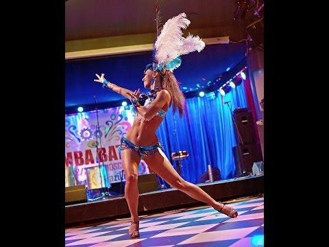 Jane Kornienko, Corazon Dance Show, 1st Moscow Samba Battle Presentation, Audience Choice Award