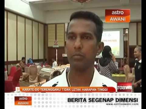 SUKMA: Karate-Do Terengganu tidak letak harapan tinggi
