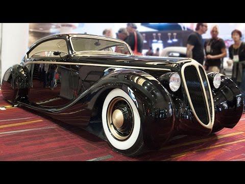 James Hetfield's Black Pearl built by Marcel De Lay and Rick Dore Customs