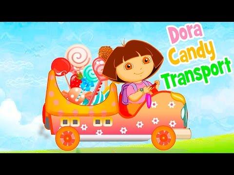 Dora the Explorer Dora Candy Transport