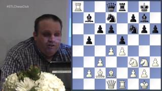 Middlegames of the 2016 U.S. Championship - GM Ben Finegold