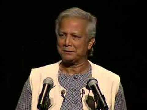 Muhammad Yunus: Doing Well by Doing Good