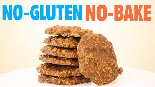 Gluten-Free No Bake Cookies | Sweetened with Honey!