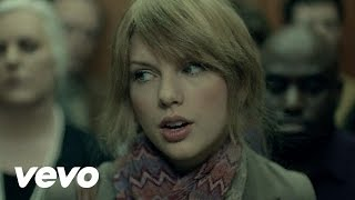 Watch Taylor Swift Ours video