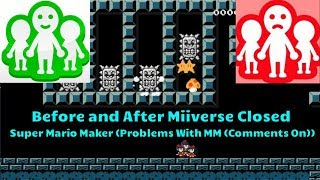 How Miiverse Closing Has Affected One Of My Super Mario Maker Levels Which Has Over 700 Stars