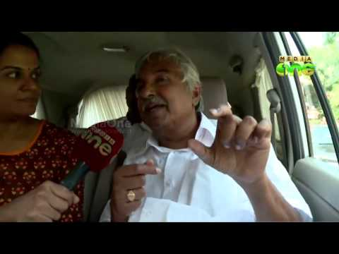 Nethavinoppam, A day with Oommen Chandy from the battle field