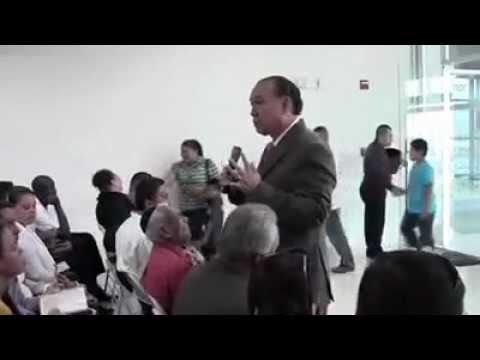 La Forma Bíblica de Ministrar las Ofrendas  en la Iglesia de Cristo- Nahum Rosa