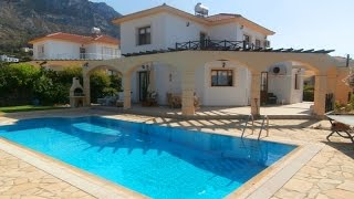 BEAUTIFULLY FURNISHED 3 BED VILLA WITH SWIMMING POOL  LAPTA, KYRENIA  £149,900 HP1498 K