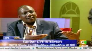 Sunday Live Interview With The Deputy President