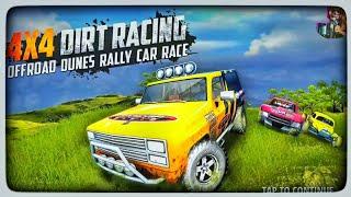 Balapan sambil curhat. Vw kodok 4x4 dirt racing offroad dunes rally car race.android offline game