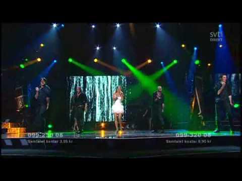 Melodifestivalen 2009 Marie Serneholt - Disconnect Me