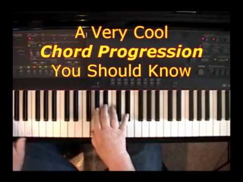 A VERY Cool Chord Progression You Can Play! Music Videos