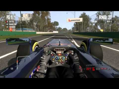F1 2012 - Modo Carreira