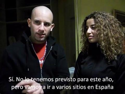 Ataca y la Alemana en Madrid con Salsolicos Anonimos