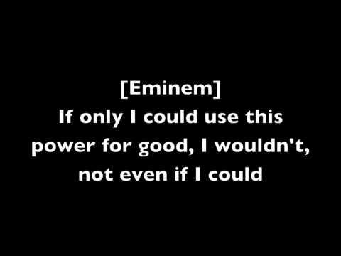 Eminem- Say What You Say (HD Lyrics)