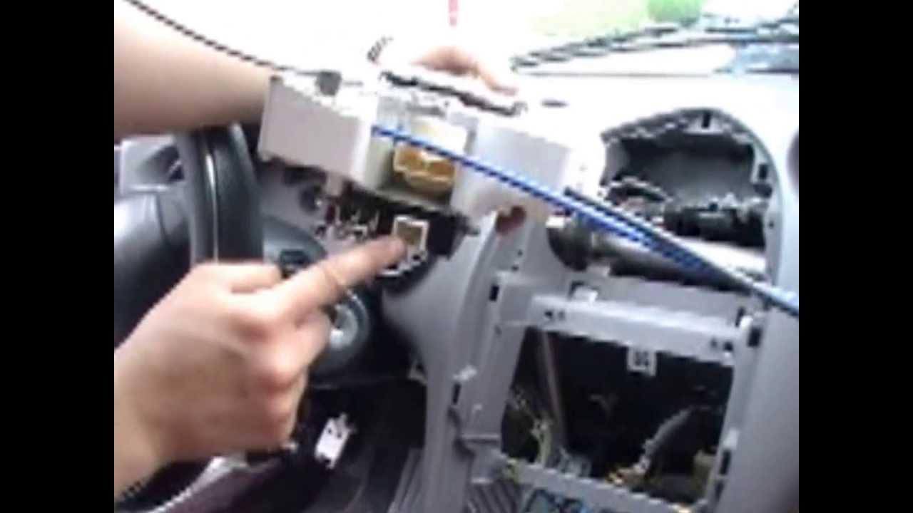 Como Remover El Dasboard De Un Toyota Celica Gt Spanish