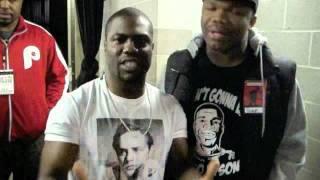 Kevin Hart & 50 Tyson