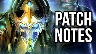 StarCraft 2: Legacy of the Void Patch! (17 December 2014)