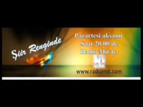 Radio Made In Turkey -  Siir Renginde (27.01.2014)