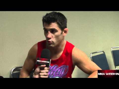 UFC Champ Dominick Cruz Talks Hand Injury, Fight Pace & Cadillac's