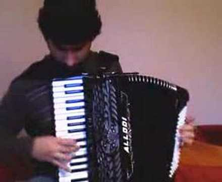 Accordion Solo: Tico Tico Video