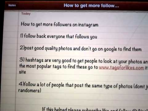 Free Followers On Instagram Without Following