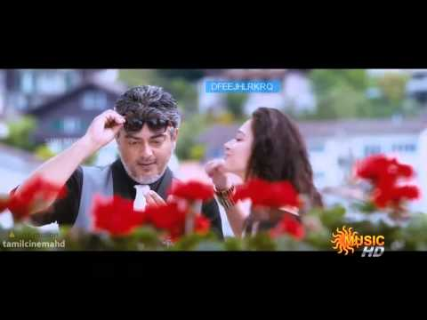 Thangamey Thangamey Veeram Song 2014 Ajith & Tamanna Hd 720p video