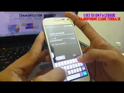 Samsung Galaxy S4 Mini Clone Gred AAA HCT