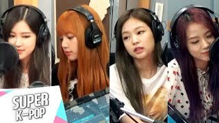 Super K-Pop BLACKPINK 블랙핑크 & As If It's Your Last 마지막처럼 _ Arirang Radio