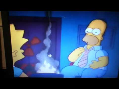 Los Simpsons-lisa simpson-Lalo landa