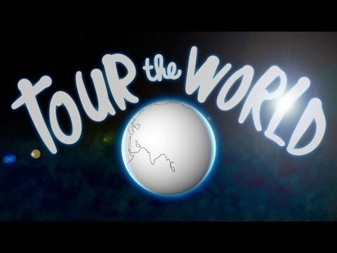 Tour the World - Official Music Video