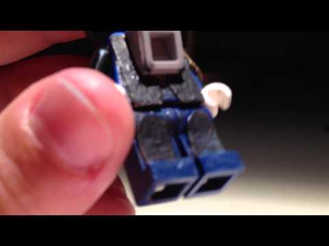 Lego Dead space 2 security suit. Custom