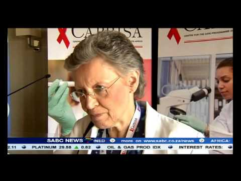 One of the world's leaders in HIV research joined forces with SA reseachers