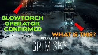 First Look at NEW OPERATORS coming with Operation Grim Sky