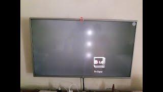 LG LED TV WHITE SPOTS REPAIR TUTORIAL