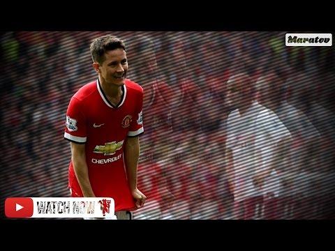 Ander Herrera - vs Aston Villa - Individual Highlights - 04/04/15 - 720pᴴᴰ50fps