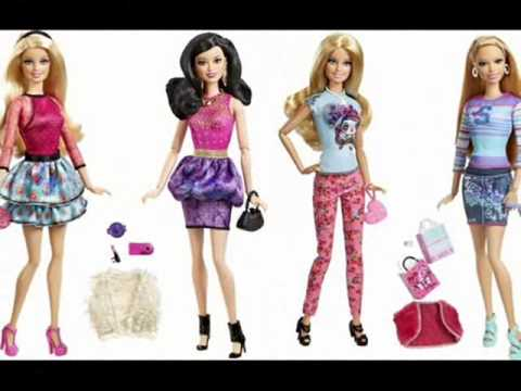 New barbie dolls and playsets 2014 youtube