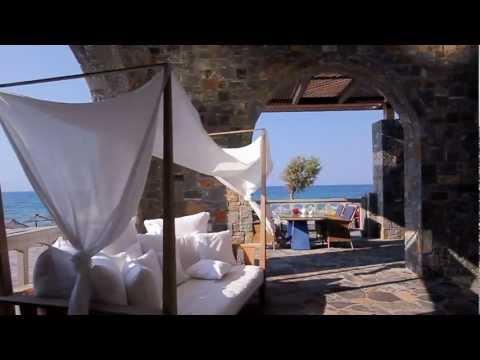 Grecotel Amirandes waterfront luxury hotel Heraklio Crete, Petrino Seafood restaurant