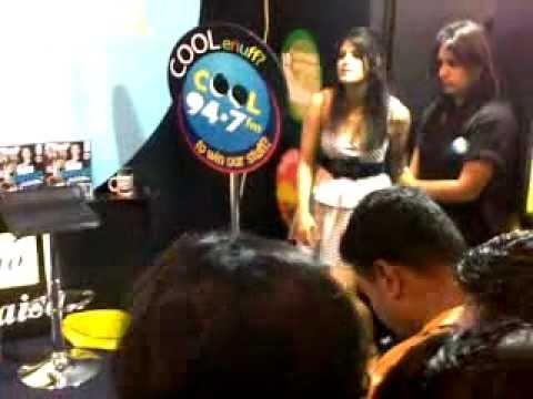 Neha Sharma Dubai Radio 4 fm