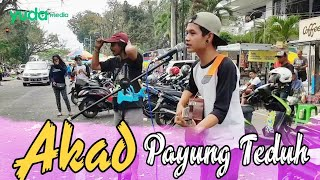 Akad - Payung Teduh (Live Cover Musisi Jalanan CFD Malang Sabian Nanda)