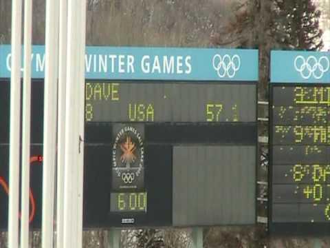 january 30  2010 utah olympic park  park city  ut skeleton clinic turn 12