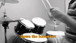Talk Dirty To Me Drum Cover