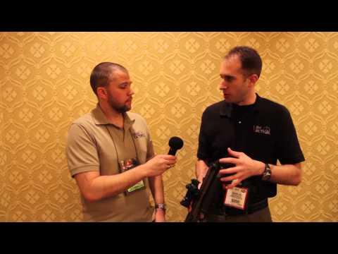 SHOT Show 2013 - Law Tactical AR Folding Stock Adapter Gen 2