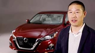 Design Walkaround: All-new 2019 Nissan Altima