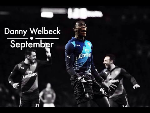 Danny Welbeck in September (2014/15)