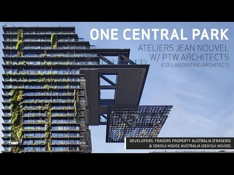 Architecture in Focus - One Central Park, Sydney