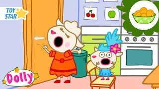 Dolly And Friends | Peach Tree | Season 3 | Funny New Cartoon for kids | Episodes #32