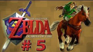 Guia Zelda - Ocarina of Time - # 5 Zona Zora (Guía al 100% en la Caja de comentarios)