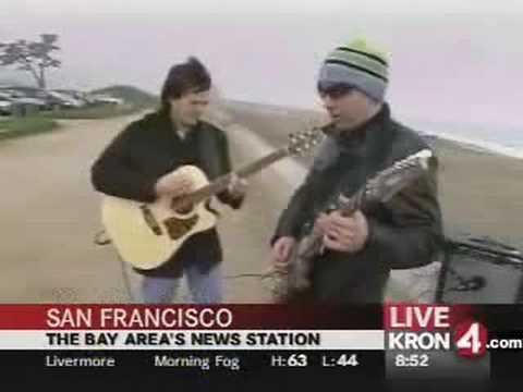 Joe SATRIANI - Starry Night live on the beach